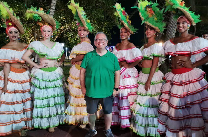 La Habana, el Cabaret Tropicana