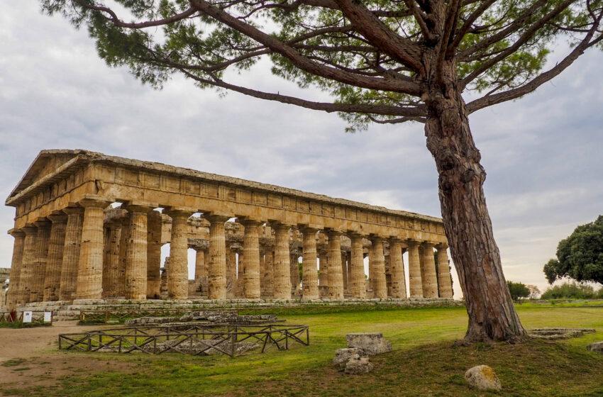 Descubriendo Oplontis y Paestum en Nápoles
