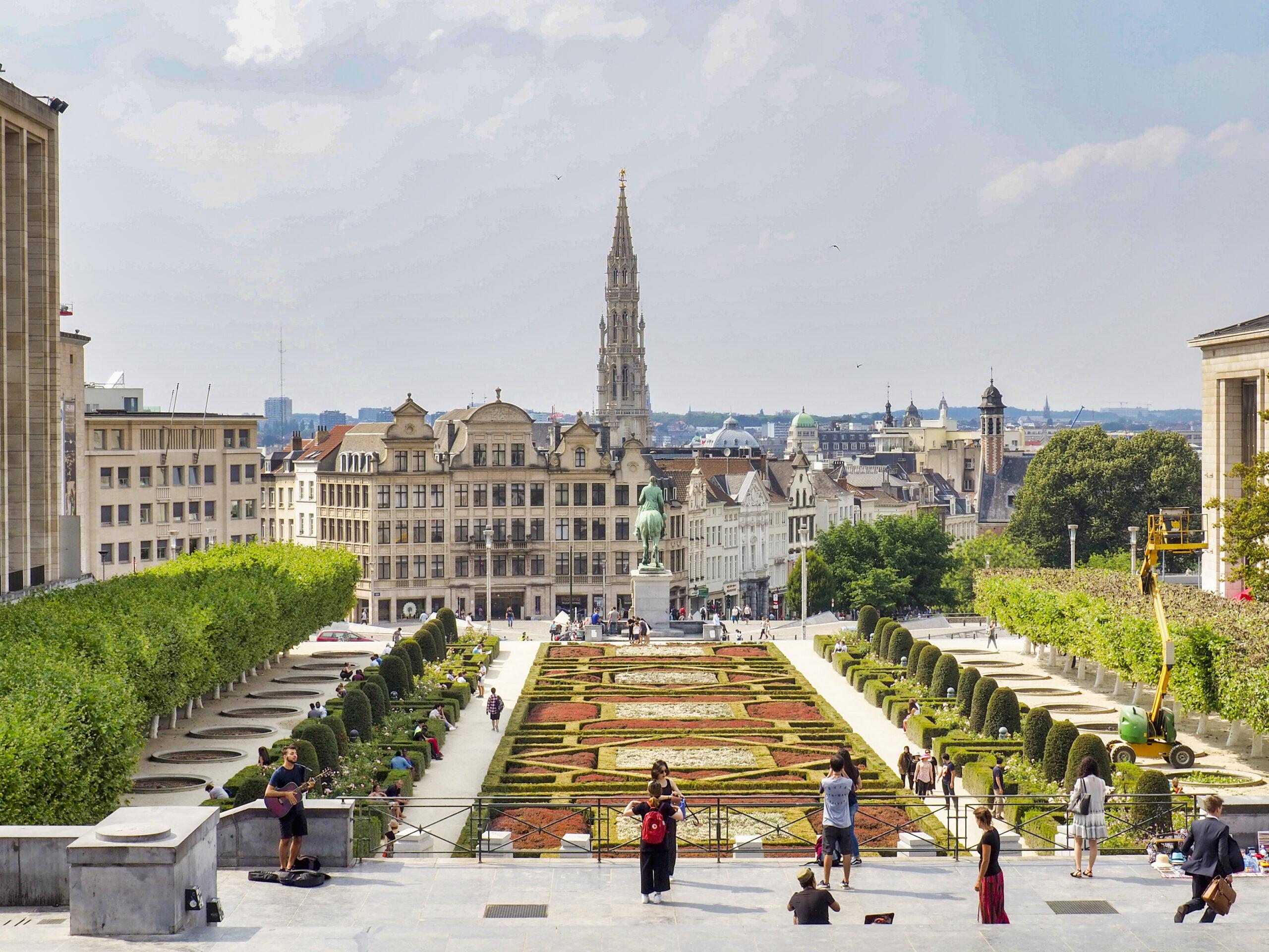 Tour esencial por Bruselas