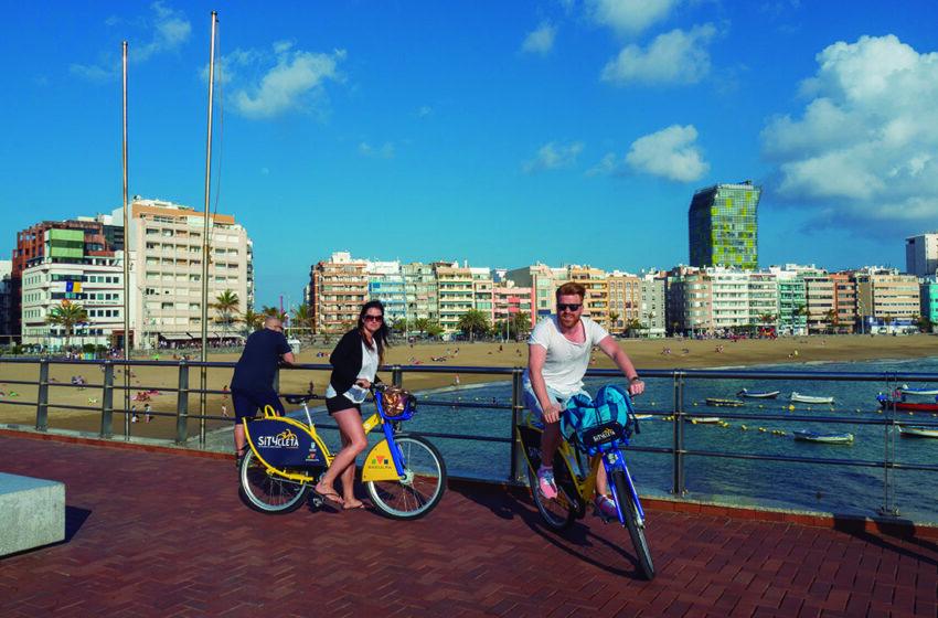 Moverse por Las Palmas de Gran Canaria y playas