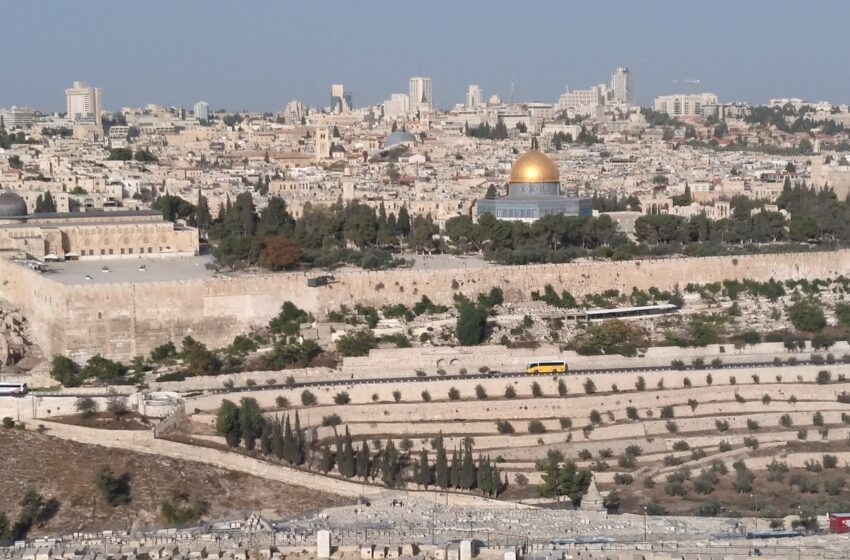 Turismo religioso en Jerusalem