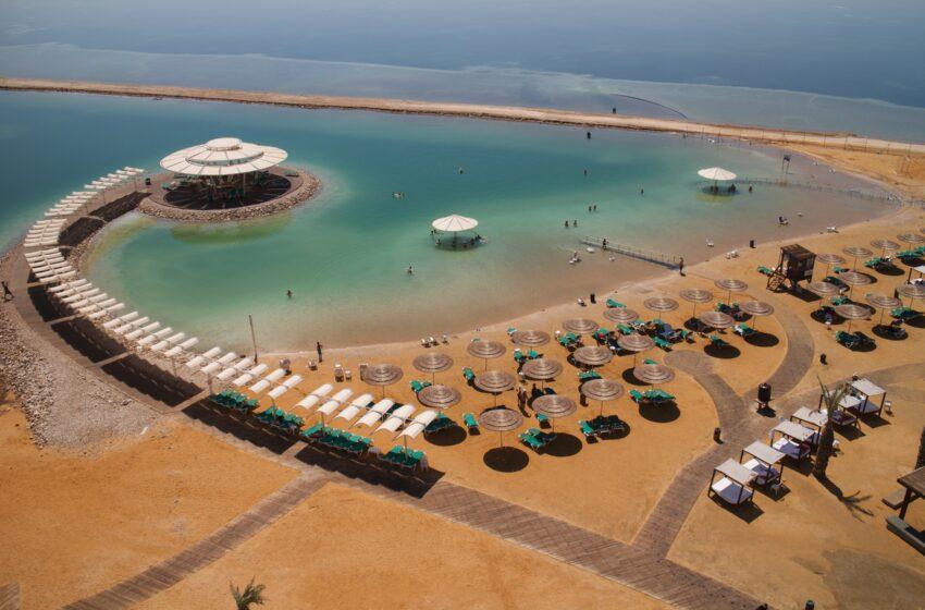 Visita al Mar Muerto en Israel