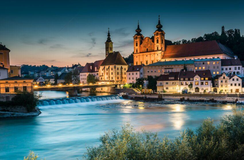 Descubriendo Steyr en Austria