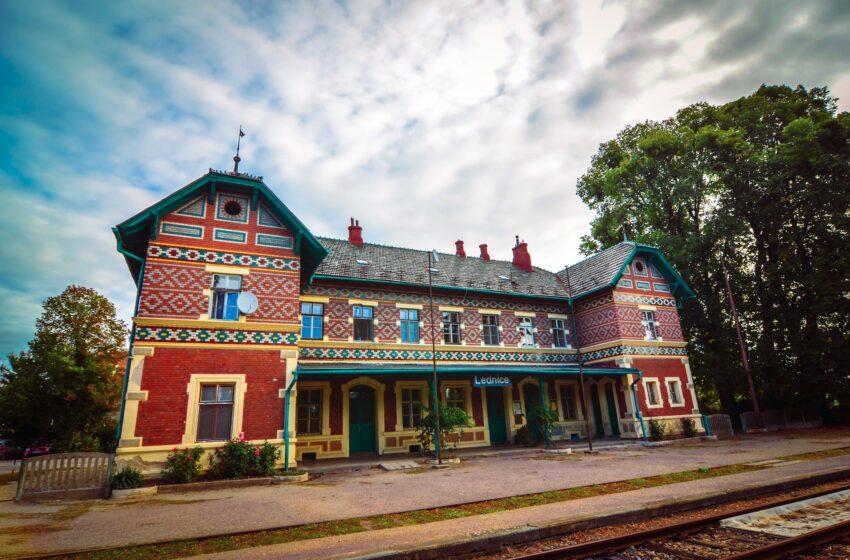 Las estaciones de tren más bonitas de la República Checa