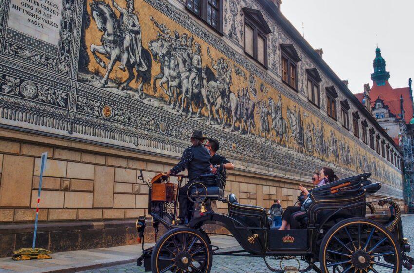 Descubriendo el centro de Dresde