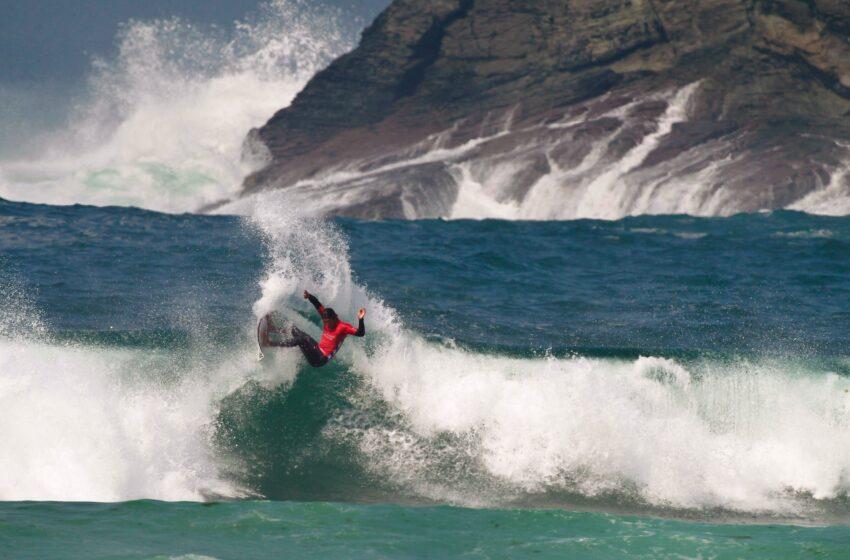 Ferrol, paraíso del surf