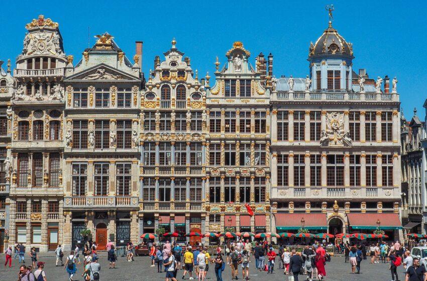 Turismo por Bruselas