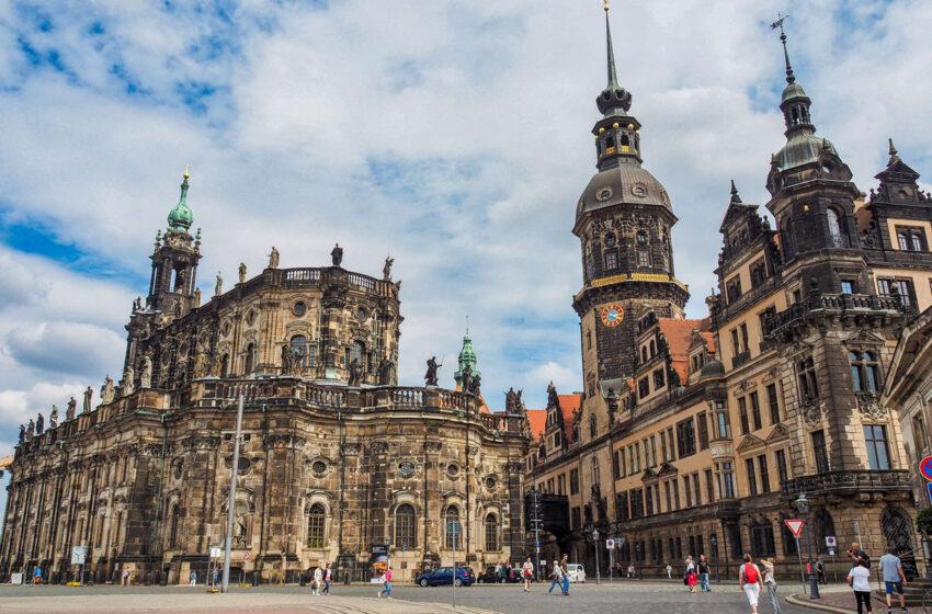 Recorrido completo por Dresde