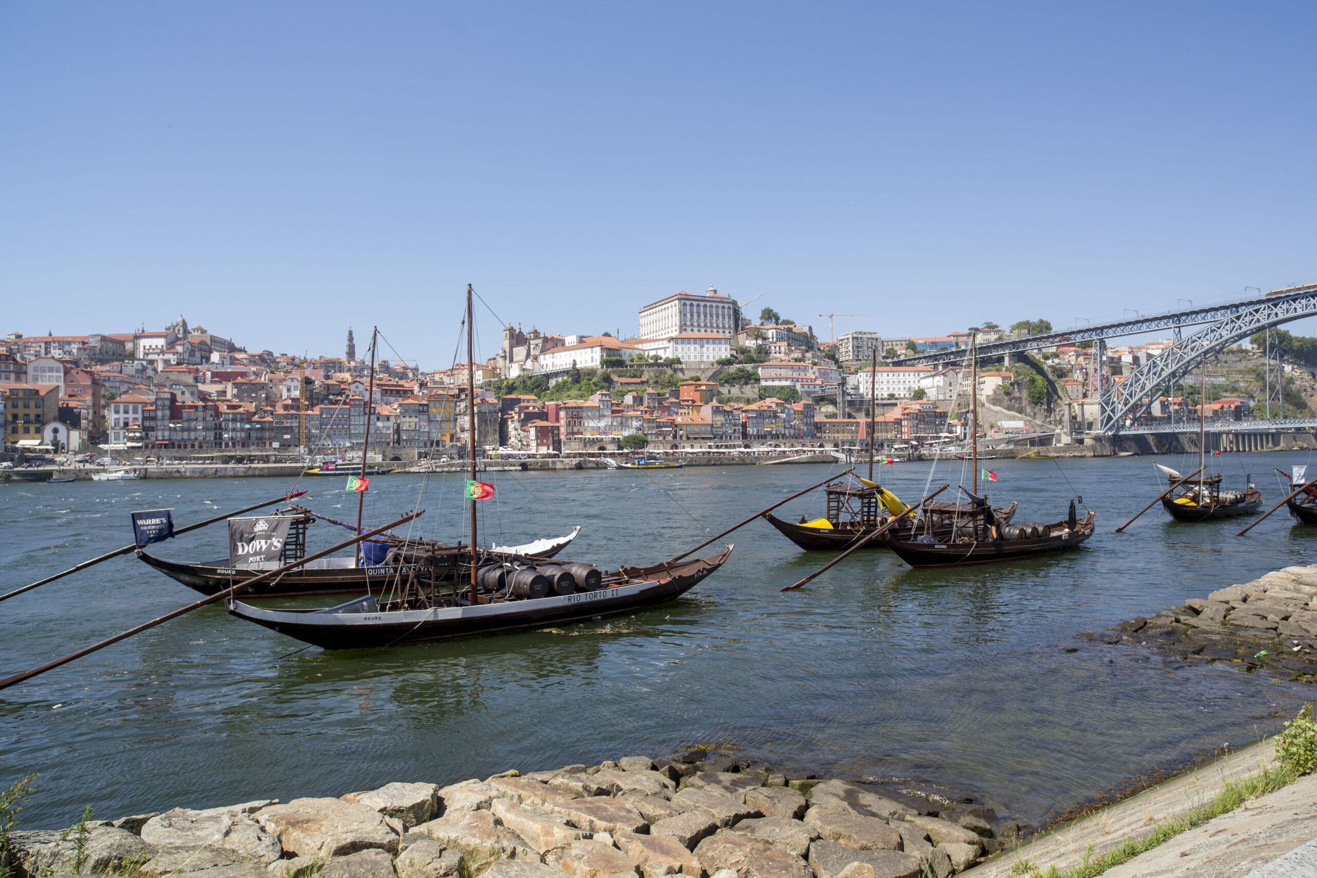 Una escapada diferente a Oporto con el Hotel Carrís Porto Ribeira