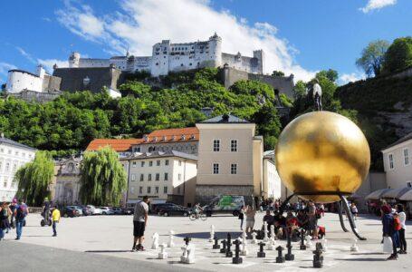 Viaje imprescindible a Salzburgo
