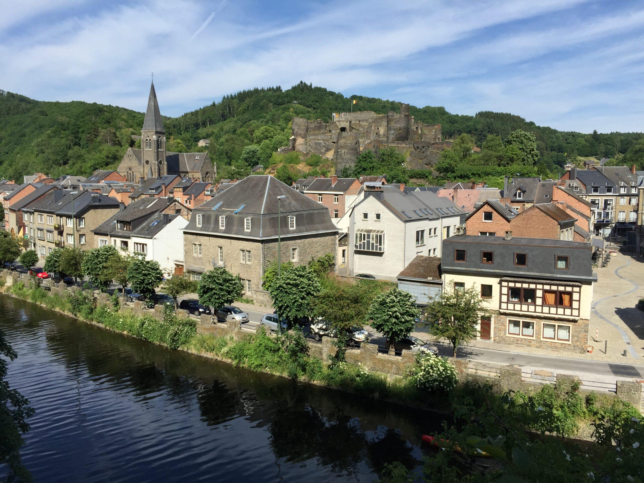 Ruta de la Memoria Histórica de la II Guerra Mundial en Bélgica-Valonia
