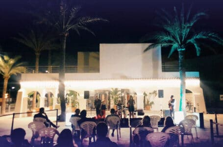 Formentera anima sus veladas veraniegas con 'Música en las plazas'