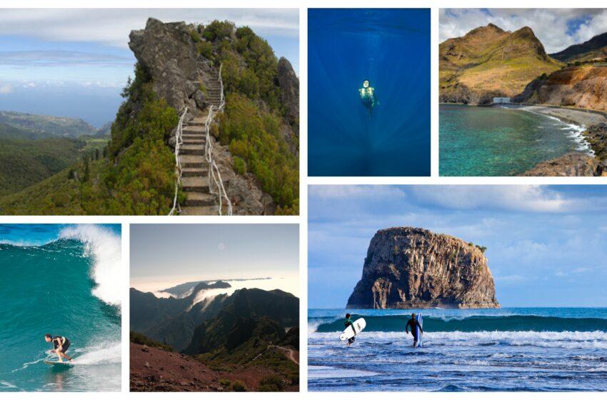 Madeira por mar y tierra, una experiencia para vivirla