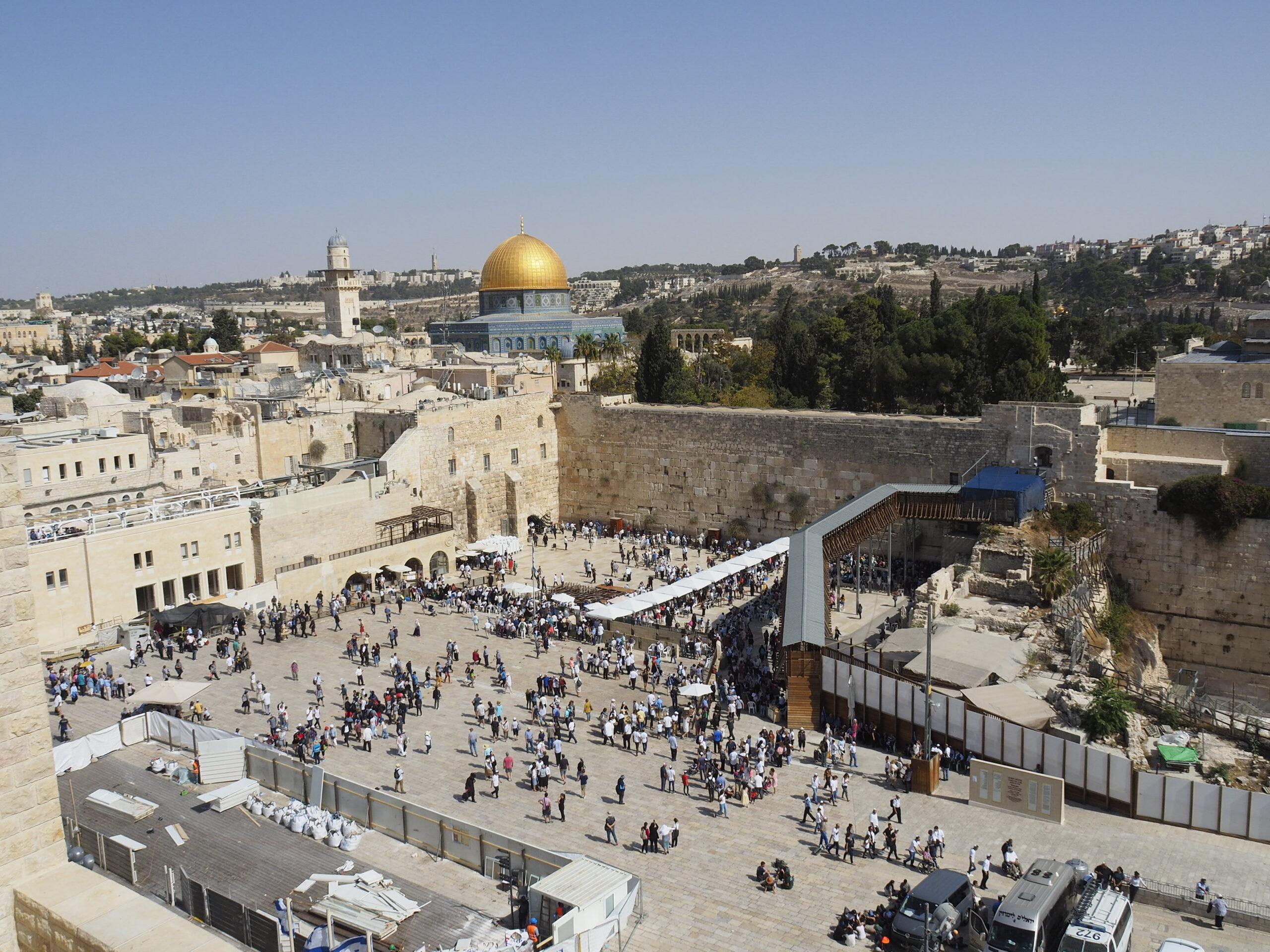 Guía imprescindible para visitar Jerusalén