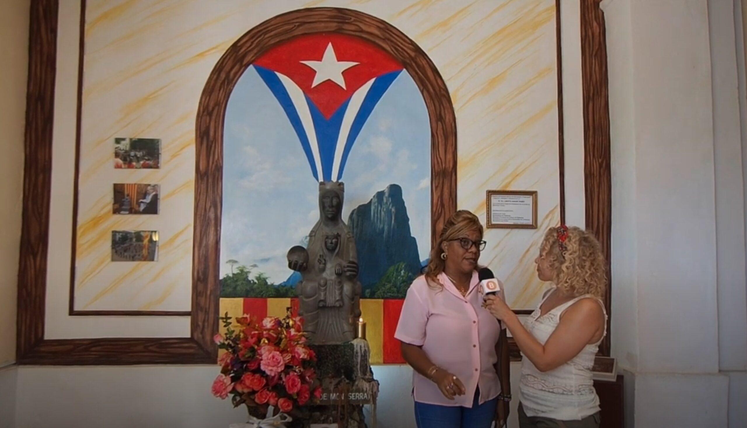 La ermita de Montserrat, en Matanzas (Cuba)