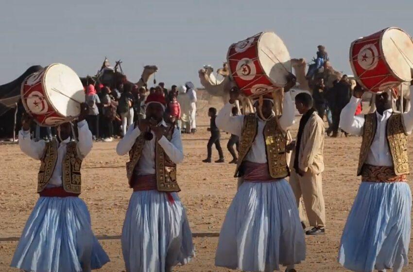 El Festival del Desierto de Douz en Túnez