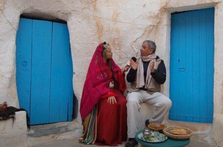 La comunidad beréber de Matmata en Túnez