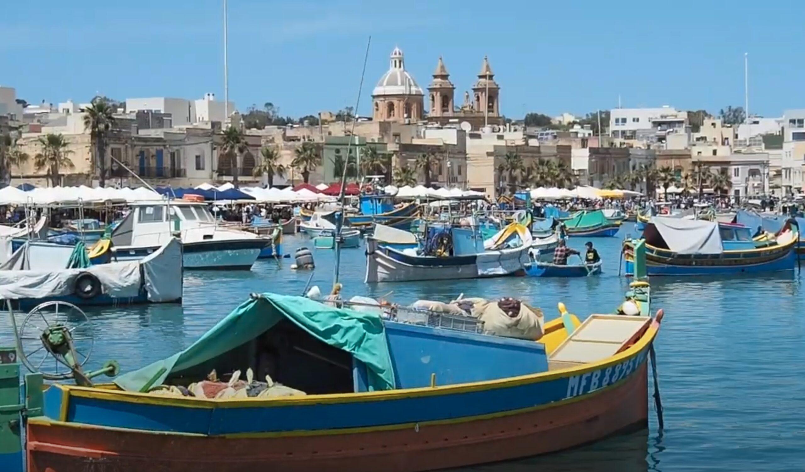 Un paseo por la isla de Malta