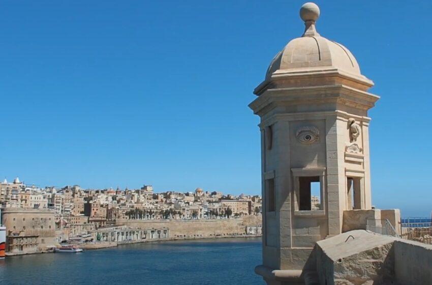 Recorrido por La Valeta, capital de Malta