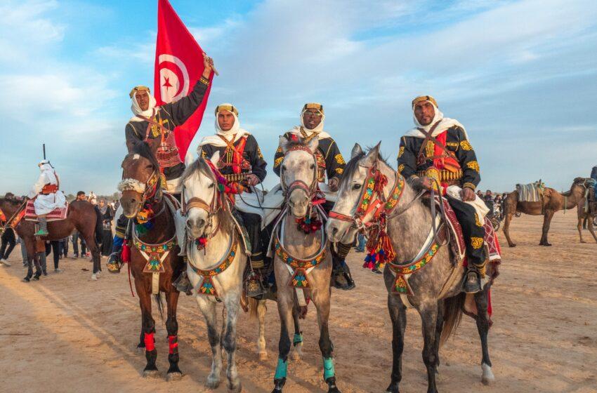 Recorrido por el desierto de Túnez y su festival de Douz
