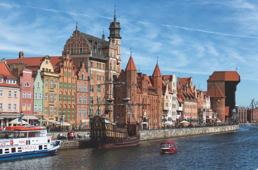 Descubrimos Gdansk y sus vecinas Sopot y Gdynia
