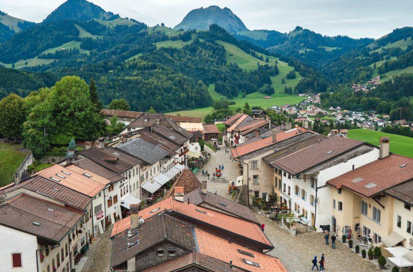 Gruyères, cuna del queso y el chocolate selecto de Suiza