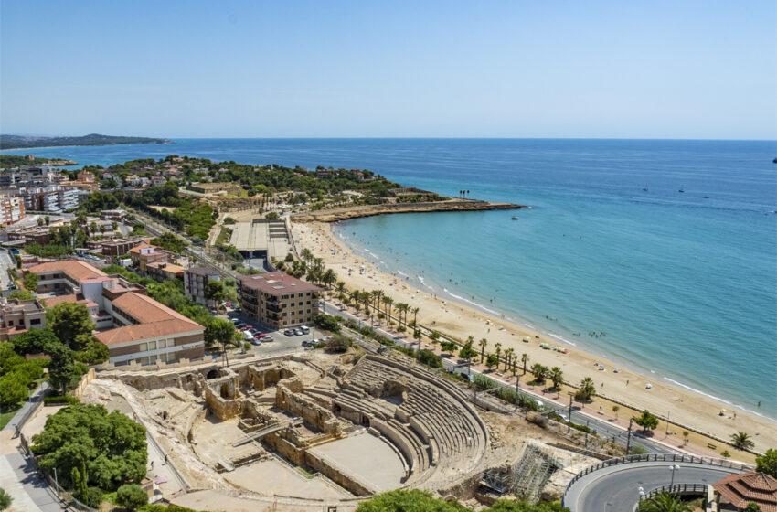Guía de playas y calas de Tarragona