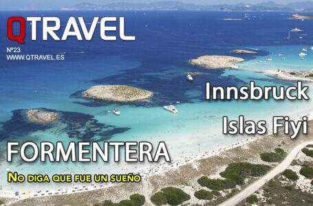 Revista QTRAVEL n.23 – Formentera – Innsbruck – Islas Fiyi
