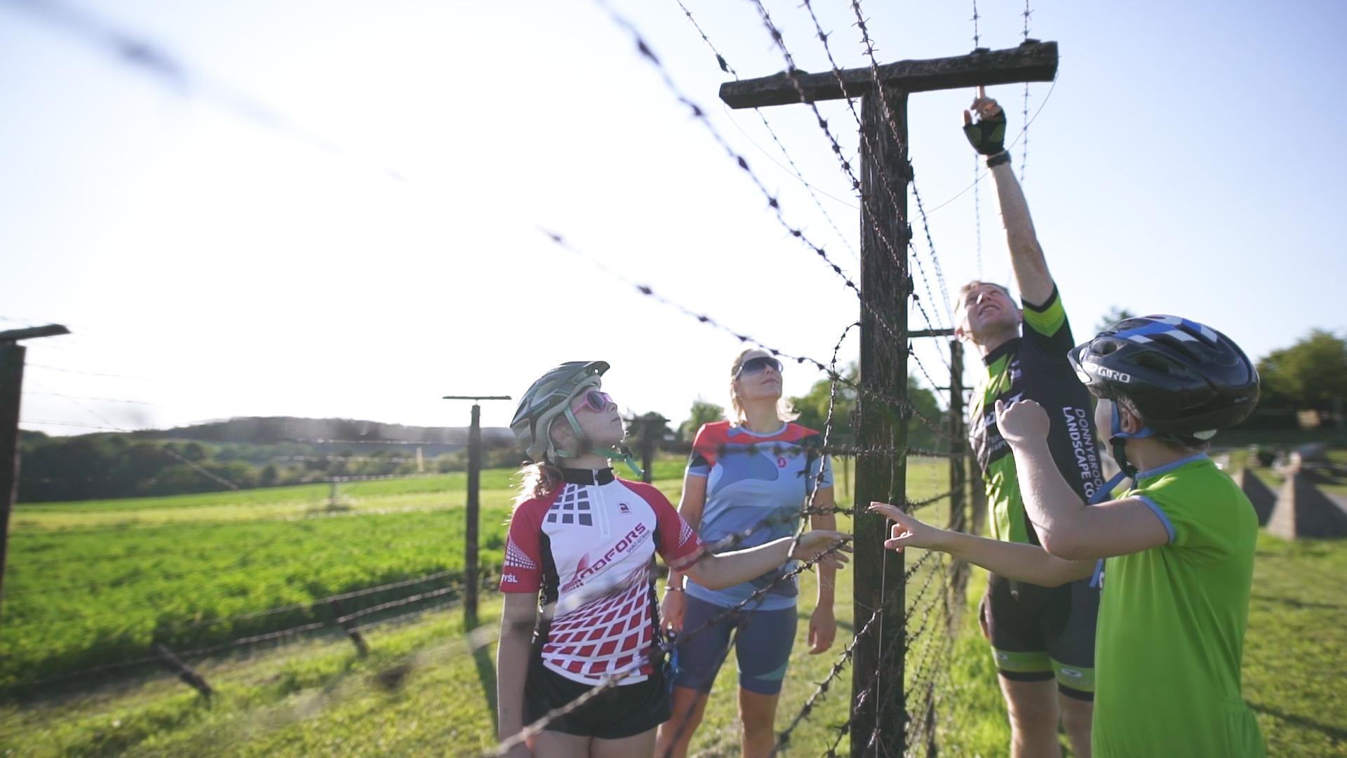 Rutas cicloturistas en la República Checa