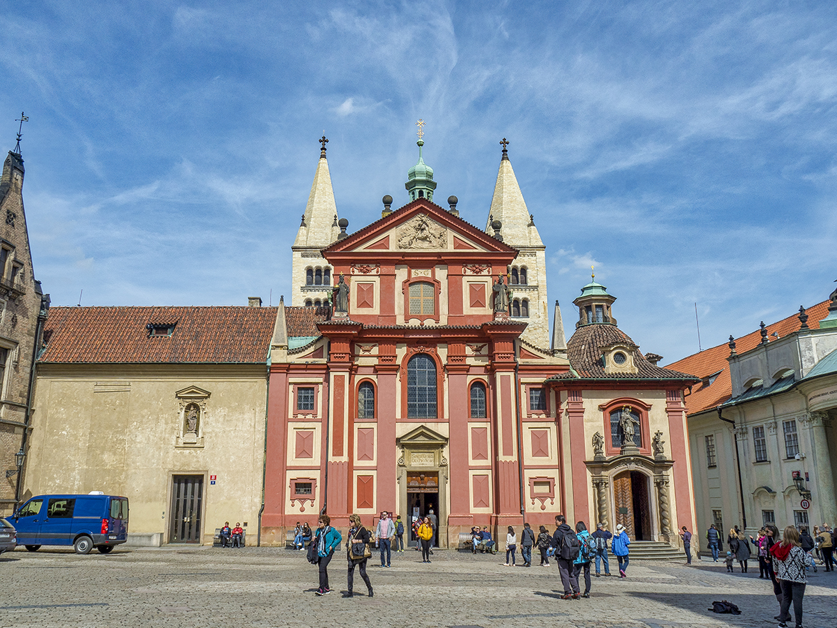 Basílica de San Jorge