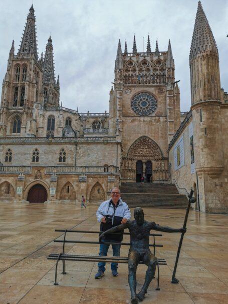 Catedral de Burgos con David Bigorra