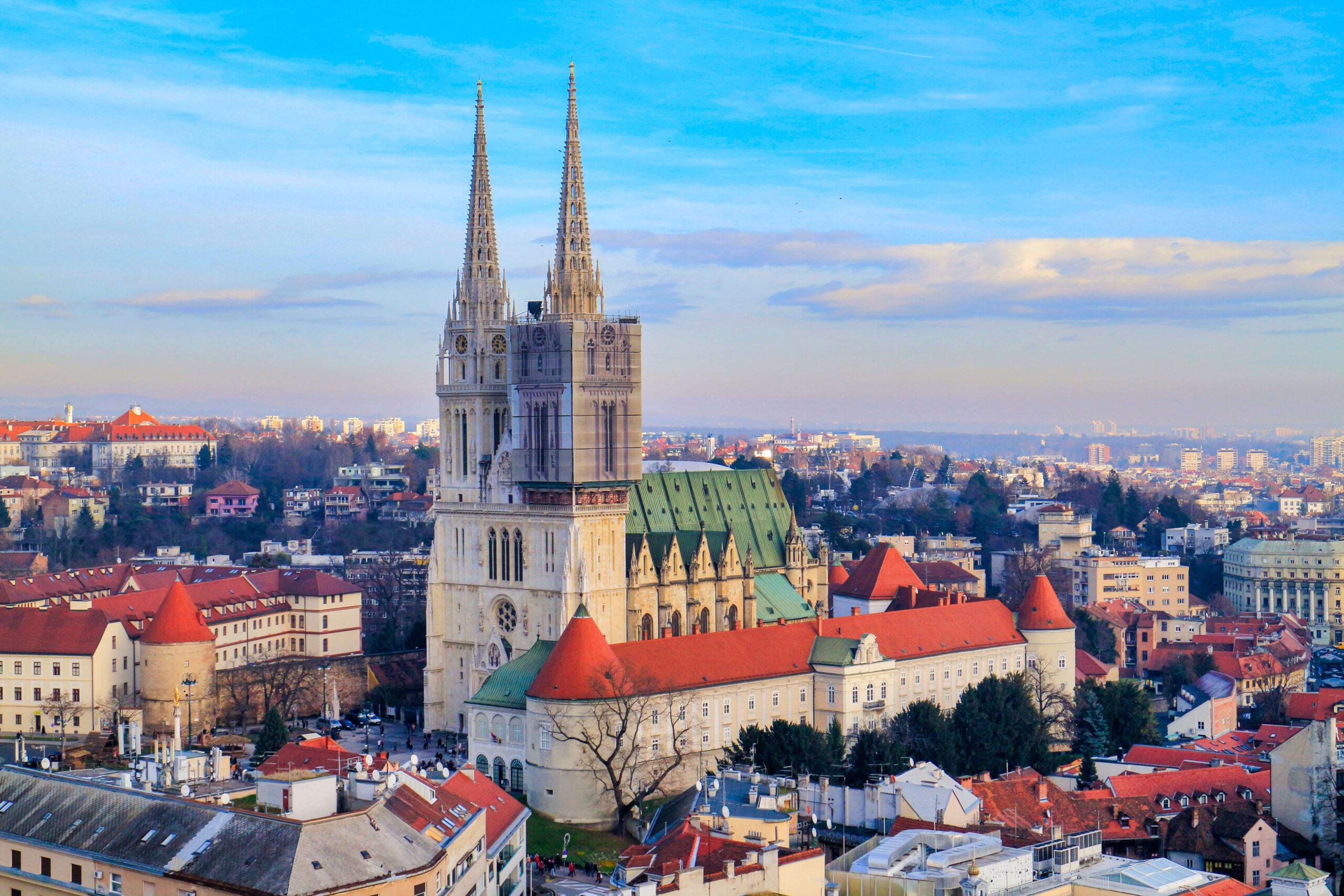 Zagreb en Adviento