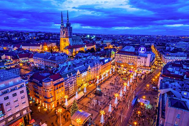Que Ver Y Cosas Hacer En Zagreb En Las Fiestas De Adviento Revista Qtravel