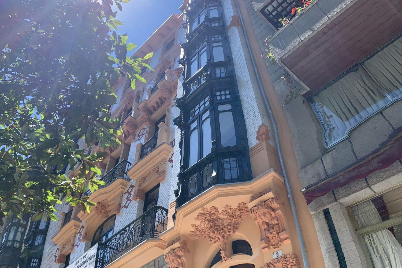 Calle Corrida 8, Gijón