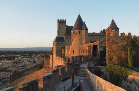 Carcassonne ciudad medieval