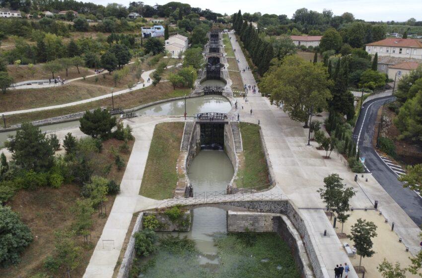 Navegación por el Canal de Midi