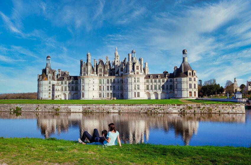 Residencias Reales de los Castillos del Loira