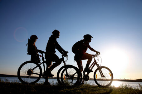 Formentera en familia, a pie o en bici