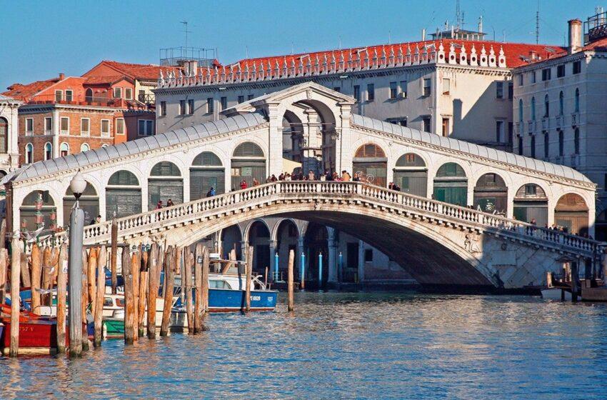 Venecia, entre canales y palacios