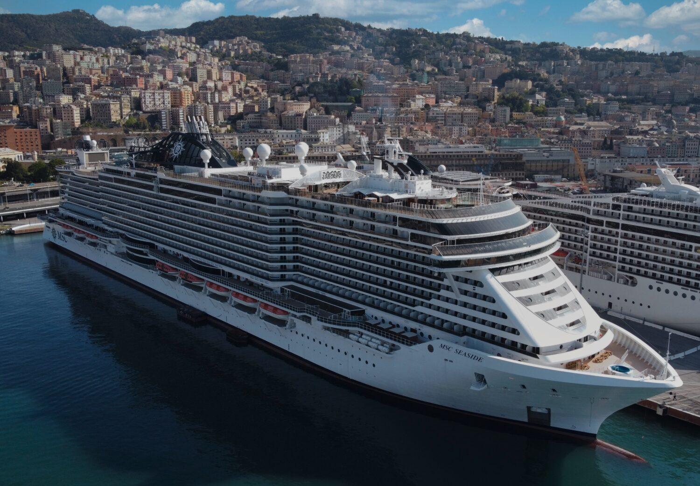 El MSC SeaSide  vuelve a navegar por el mediterráneo con nueva ruta