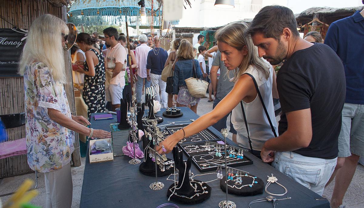 Mercat la mola Formentera