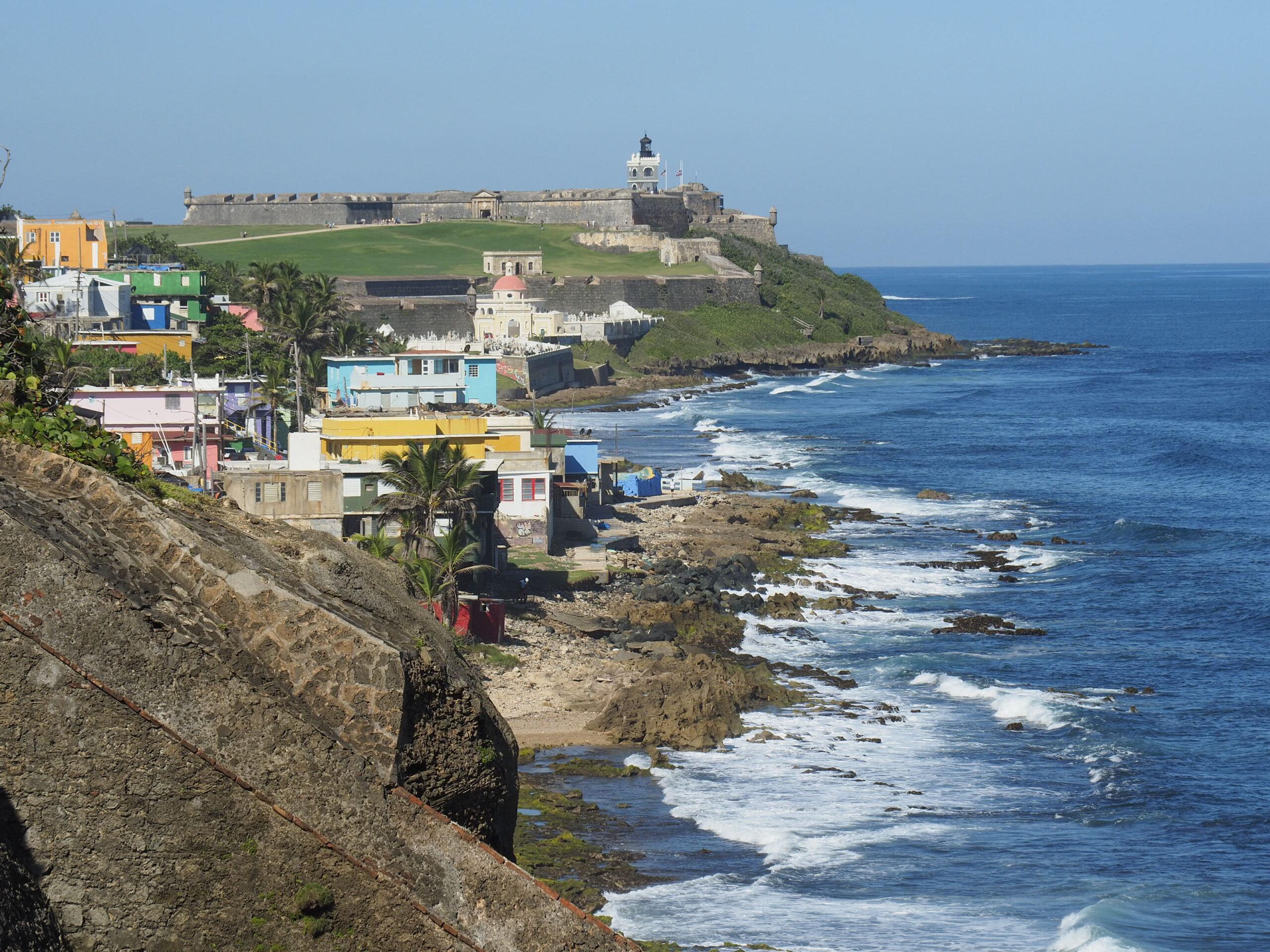 Recorrido por San Juan de Puerto Rico