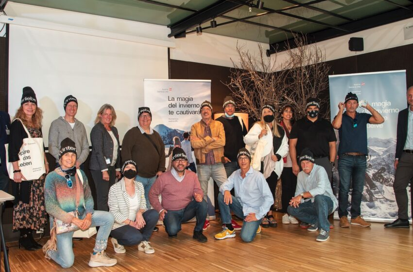 Turismo de Austria presenta su campaña «Winterlove Austria»